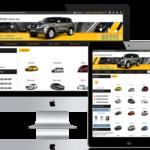 Создание интернет магазина автозапчастей